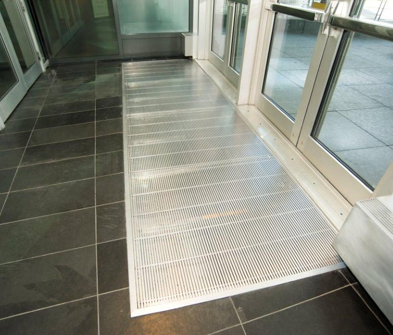 Foot Grille Systems Architectural Design Bolar